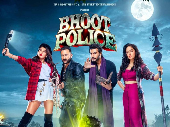 Bhoot Police to release in theatres on Sep 10