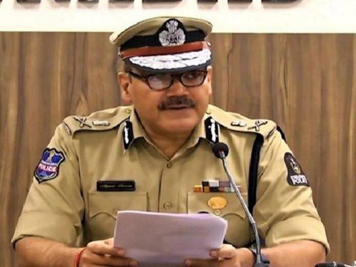 CP Anjani Kumar