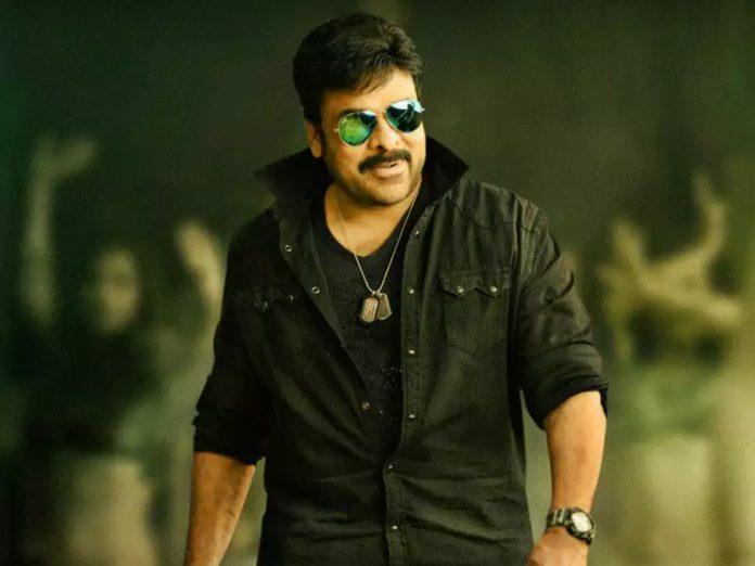Megastar Chiranjeevi's Lucifer Telugu remake set work begins..!