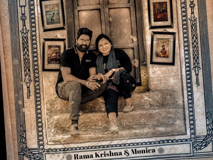 Production Designer Ramakrishna and Art Director Monica On Board For Devil