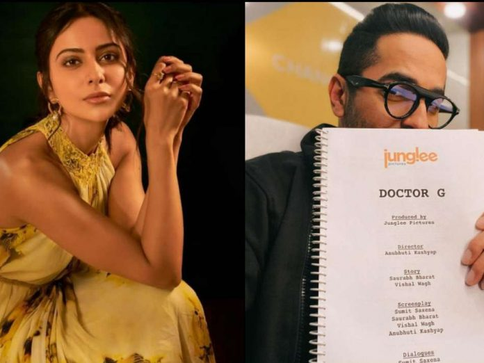 Rakul Preet Singh joins Ayushmann Khurrana starrer 'Doctor G'