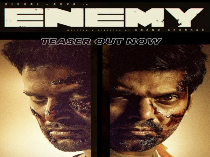 Enemy Telugu Official Teaser Out Now