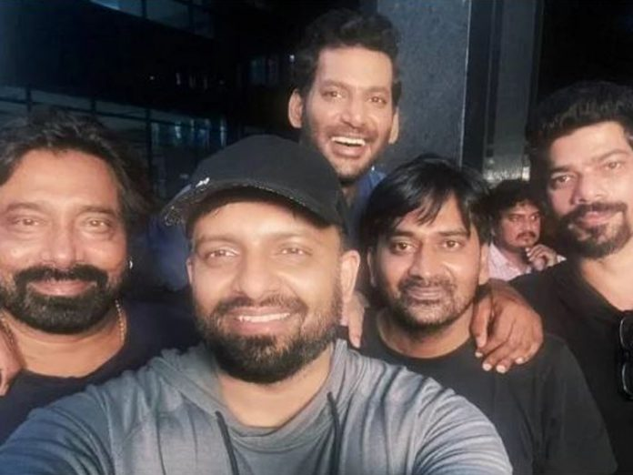 Vishal and Arya Enemy Movie Shooting Completed