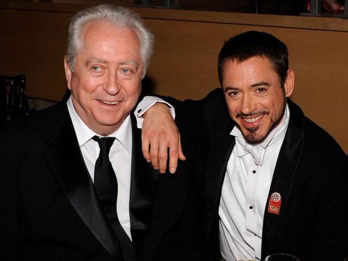 Father of Actor Robert Downey Jr Robert Downey Sr passed away