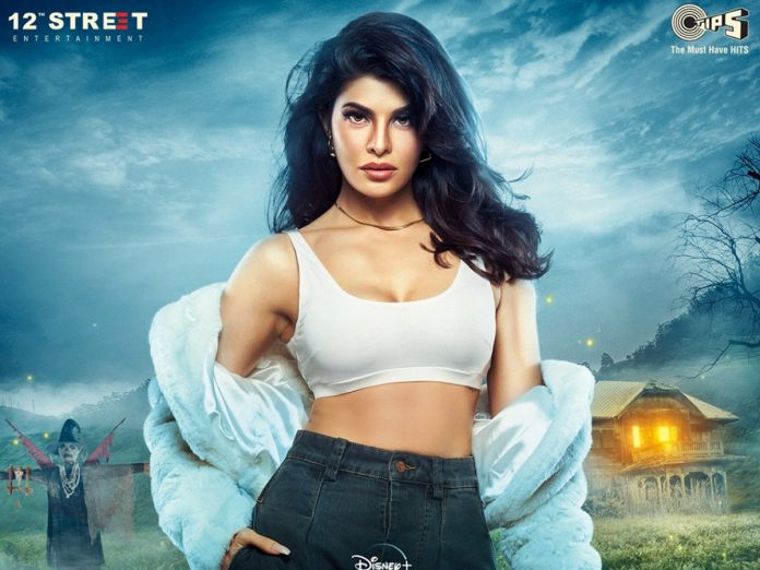 First Look of Jacqueline Gernandez from Bhoot Police