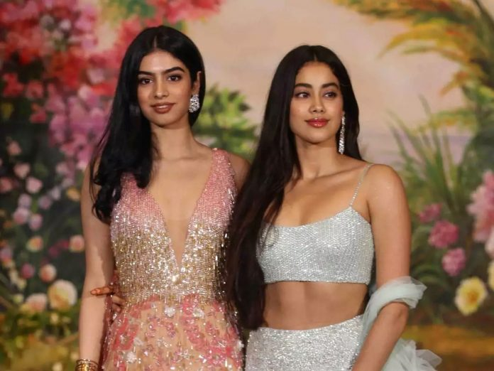 Janvi Kapoor shares funny video with sister Khushi Kapoor