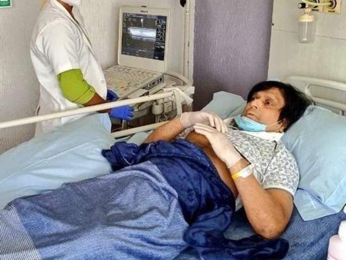 Actor Karthik hospitalized and undergoes surgery