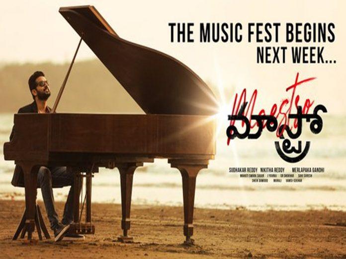 Maestro Music Fest Begins Next Week