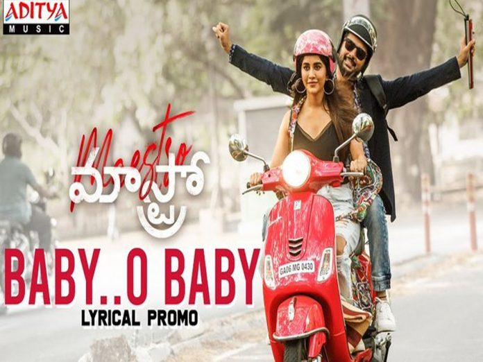 Baby oBaby Promo from Maestro