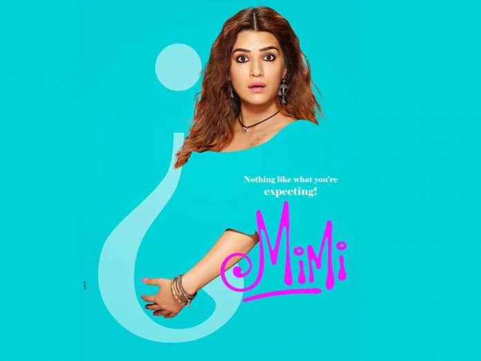 Kriti Sanon's Mimi Trailer to be Released on July 13