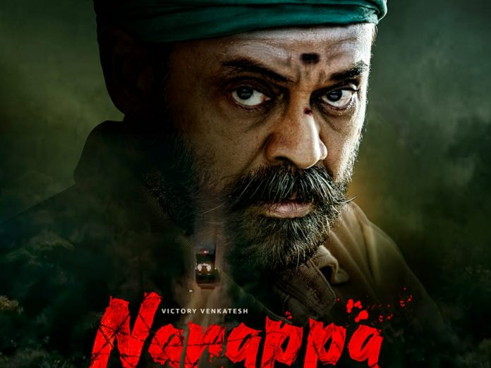 Narappa Ready to Release on July 20