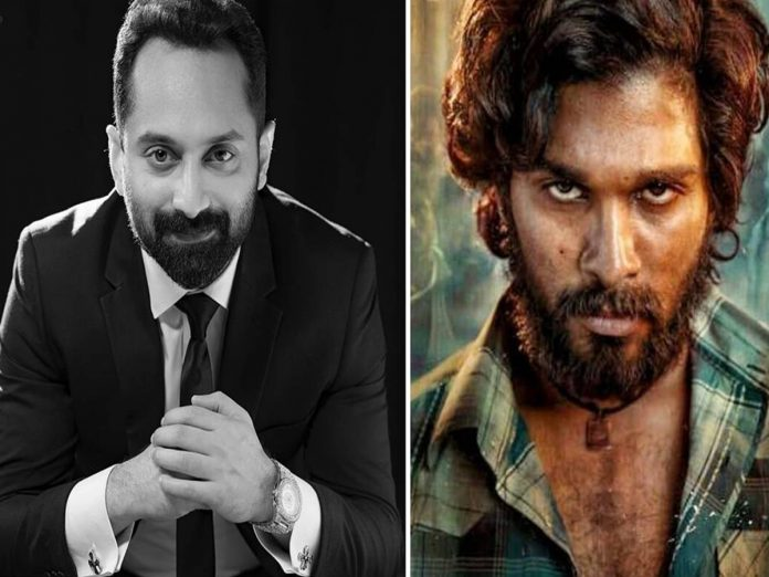 Fahad Faasil Reveals Pushpa Movie Release Date