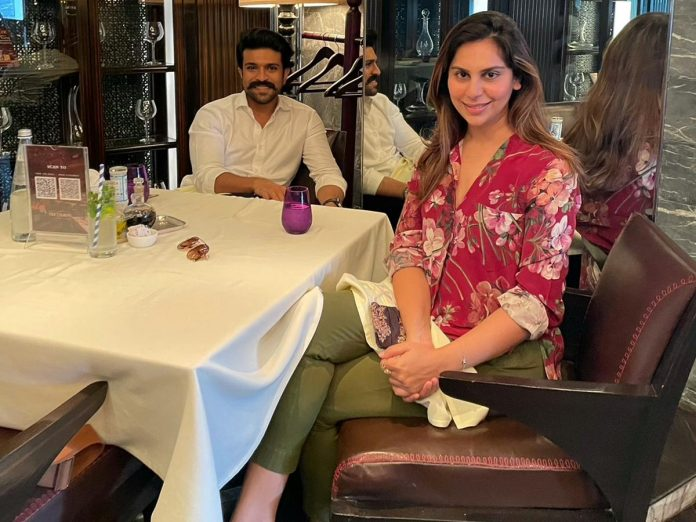 Ram Charan purchased luxurious sea facing bungalow in Mumbai