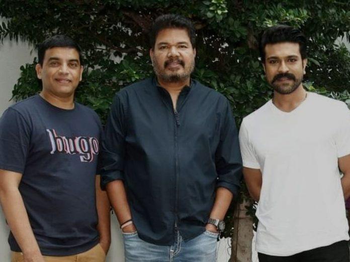 Director Shankar Shocking Remuneration for RC15