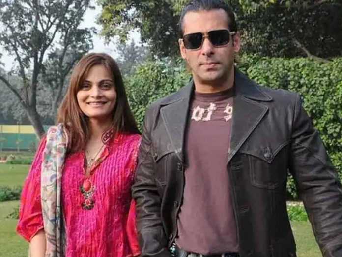 Cheating complaint against Salman Khan and his sister Alvira