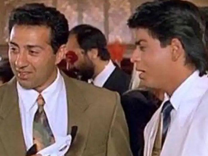 Sunny Deol confirms he didn't speak to Shah Rukh Khan for 16 years after Darr