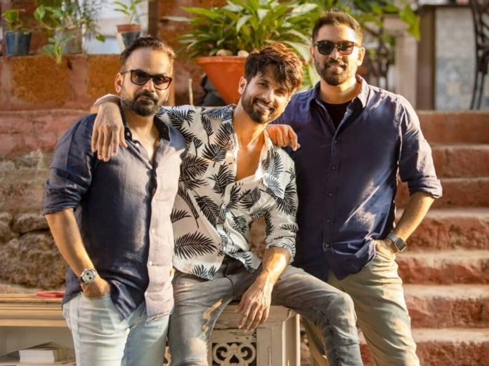 Amazon Prime Video announces Shahid Kapoor's digital debut in new Raj & DK series