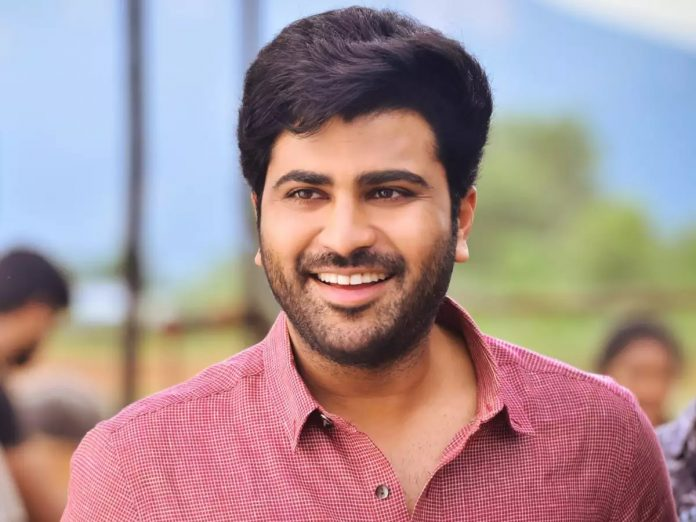 Sharwanand Green Signal to Science Fiction Movie