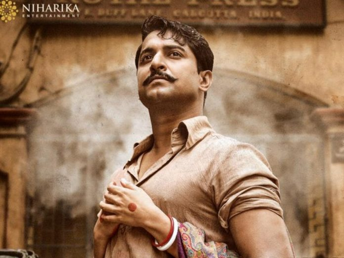 Nani's Shyam Singha Roy shoot is wrapped up