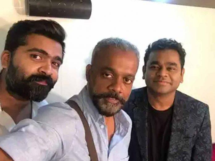Gautham Menon, Simbu and AR Rahman team up once again!
