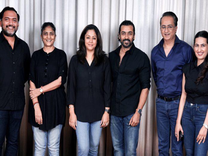 SudhaKongara will helm Soorarai Pottru in Hindi