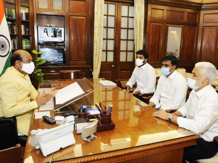 Speaker Om Birla