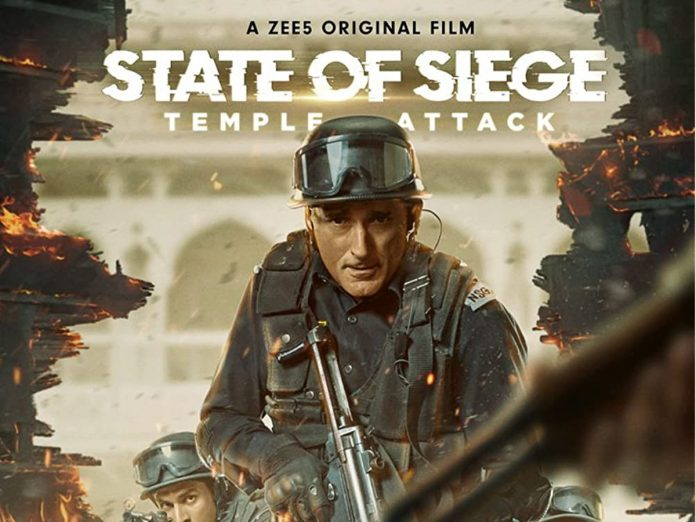 State of Siege: Temple Attack Review