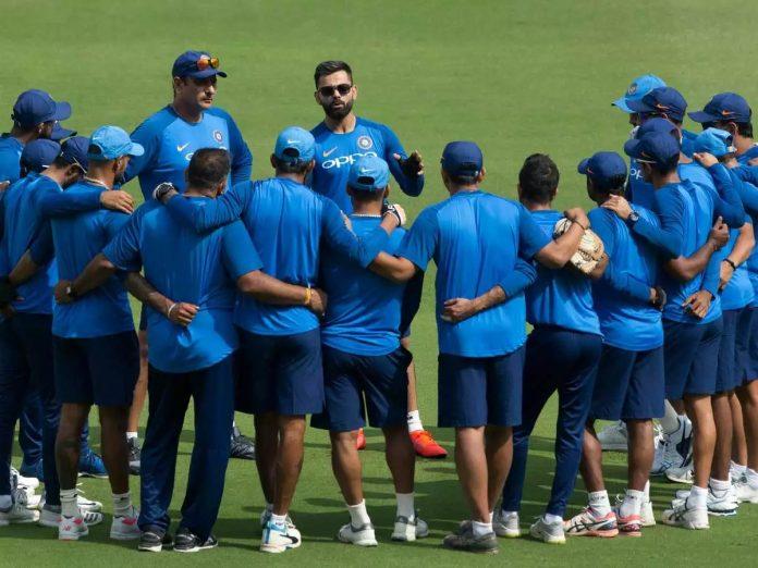 భారత జట్టులో కరోనా కలకలం...