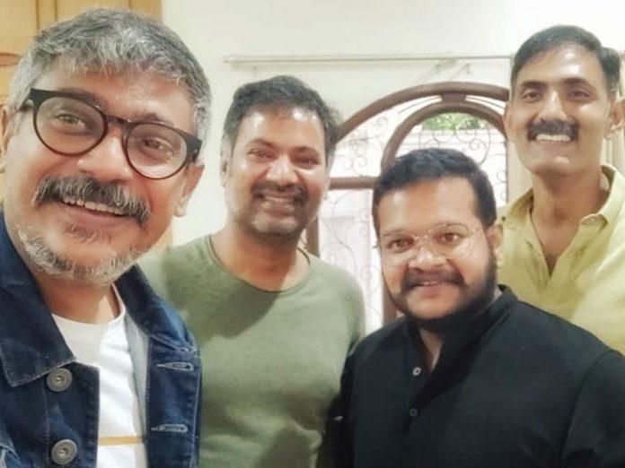 కళ్యాణ్ రామ్ మూవీ మ్యూజిక్ సిట్టింగ్స్ షురూ!