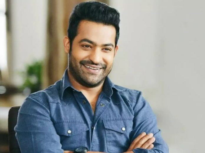 NTR Playing Volley ball Video Goes Viral