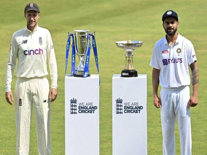England vs India 1st Test