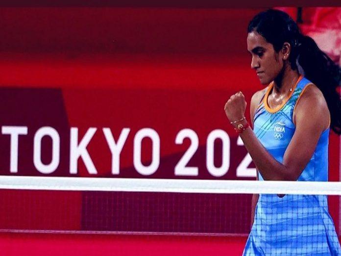 PV Sindhu wins bronze in Tokyo Olympics 2021