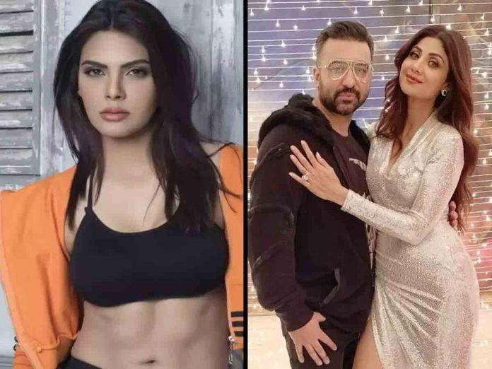 Raj Kundra Case: Sherlyn Chopra revealed Raj Kundra said that Shilpa Shetty liked my videos