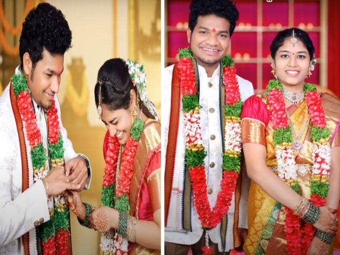 Jabardasth Avinash engagement Photos Goes Viral