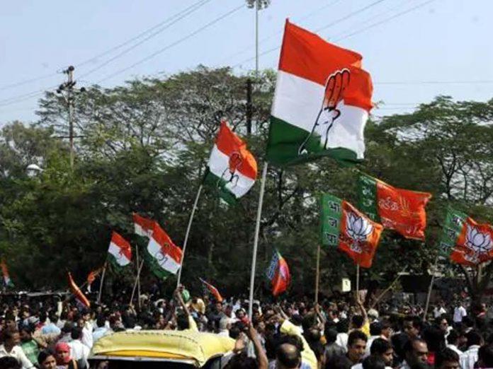 రాజస్థాన్లో కాంగ్రెస్ దూకుడు... పంచాయతీ ఎన్నికల్లో...