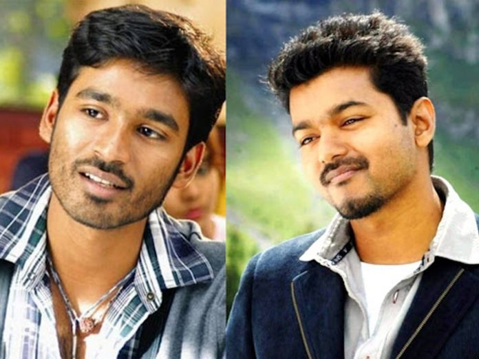 Dhanush might sing a song in Beast