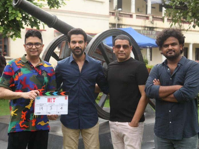 Hit - The First Case begins with a mahurat pooja ceremony