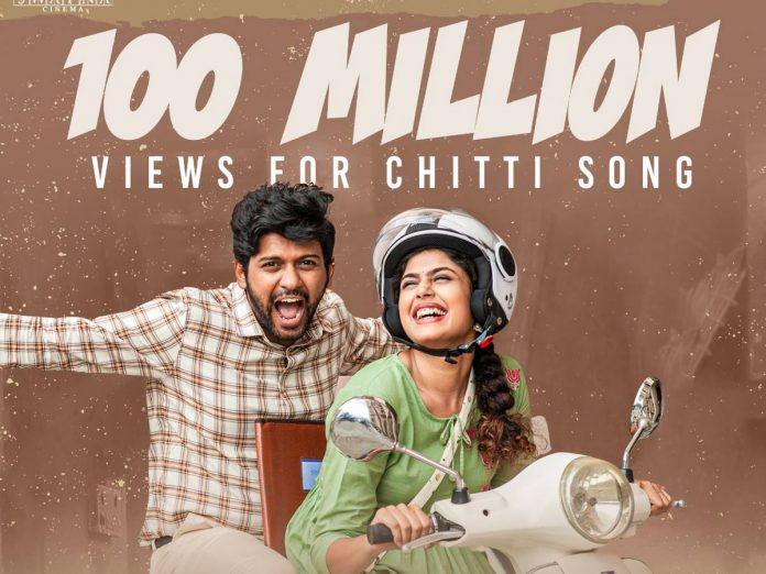 100 Million Views for Chitti Song from Jathi Rathnalu