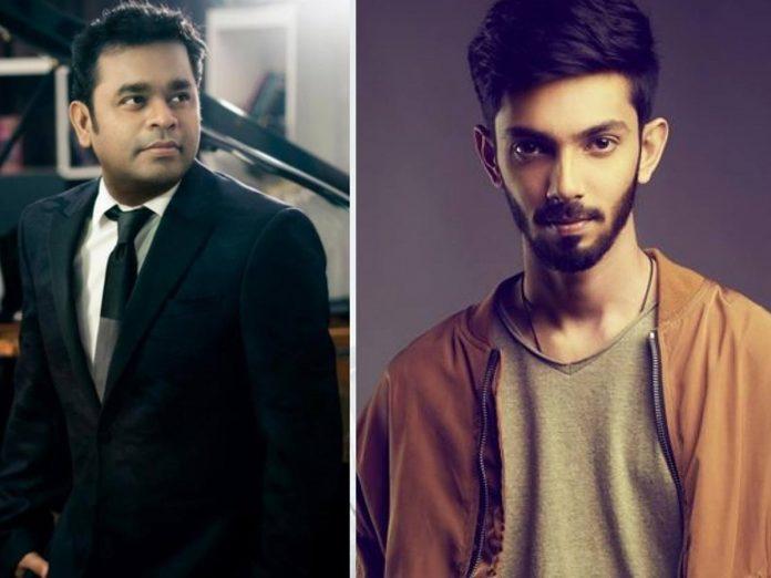 AR Rahman and Anirudh team up For Shah Rukh Khan