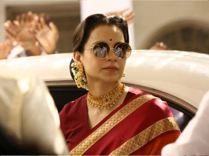 Kangana Gives Clarity on her Political Entry