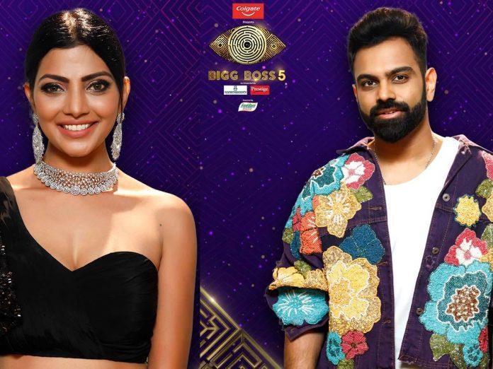 Bigg Boss 5 Telugu: Lahari and Sreerama Chandra got Married