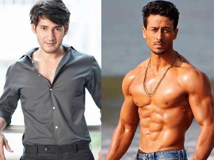 Mahesh Babu And Tiger Shroff Come Together for Ad