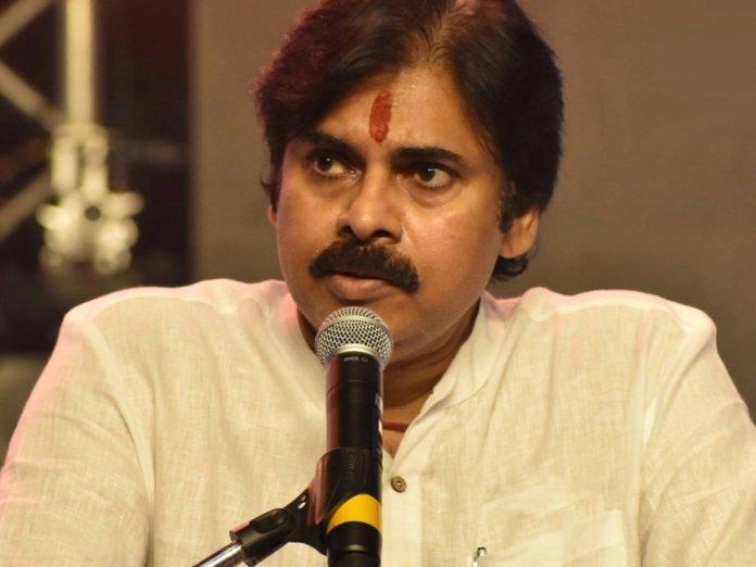 Pawan Kalyan Reaction on Nani Movie controversy