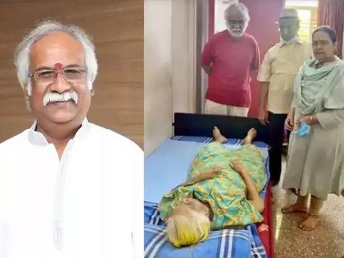 Shubhalakha Sudhakar Mother Passed Away
