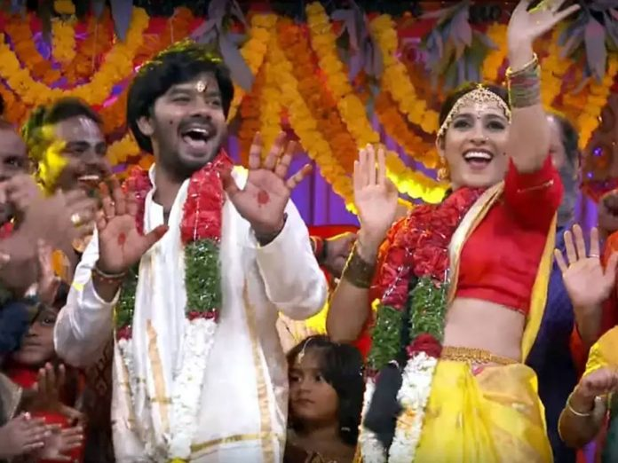 Sudheer and Rashmika Kalyanam