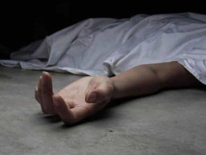 Junior Artist Anuradha Suicide at Film Nagar