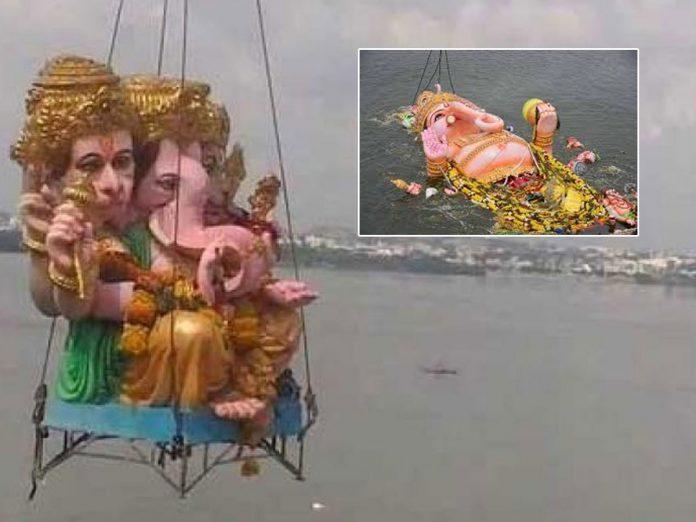 ట్యాంక్ బండ్లో గణేష్ నిమజ్జనంపై ఉత్కంఠ..!
