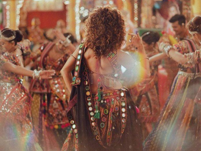 'రష్మీ రాకెట్' నుండి పెప్పీ నంబర్ విడుదల!