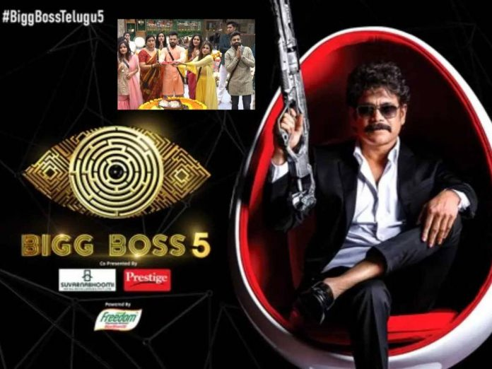 bigg boss 5 telugu day 5 September 10 episode highlights