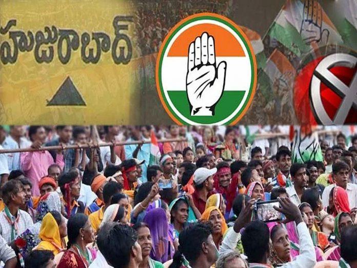 హుజురాబాద్ పోరు : అభ్యర్థి ఎంపికపై నలిగిపోతున్న కాంగ్రెస్